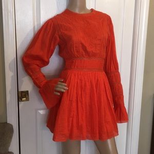 NWT Free people clementine dress/tunic size 2